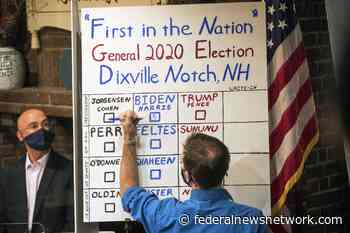Election 2020 Today: America votes, legal challenges loom - Federal News Network