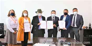 Convenio por $1.575 millones para gas domiciliario en Cogua, Nemocón y Tausa - Extrategia Medios