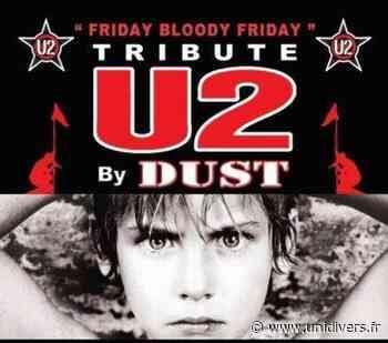 Tribute U2 By Dust + Origine Cherrydon La Penne-sur-Huveaune - Unidivers