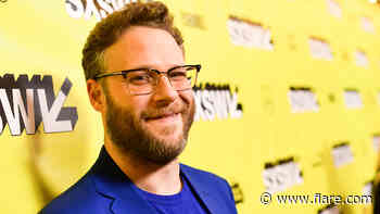 Seth Rogen Wants You to Get High—Responsibly, Of Course - FLARE