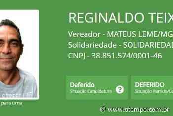 Vereador preso pode ser reeleito em Mateus Leme para 3º mandato - O Tempo