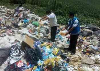 Trabajadores MPED limpian carretera a San José de Sisa - DIARIO AHORA