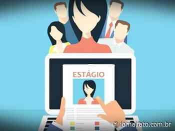 Estágio remunerado em Cachoeiro de Itapemirim - Jornal FATO
