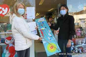 Ballancourt-sur-Essonne : ce commerçant se joue de la crise grâce au «click & collect» - Le Parisien