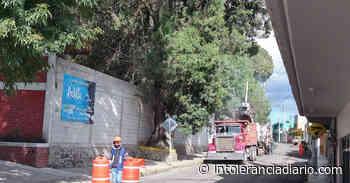 Pavimenta Secoduvi carretera Amaxac-Apizaco - Intolerancia Diario