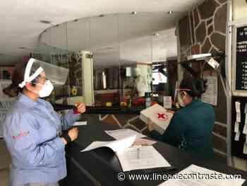 Verifica Secture a prestadores de servicios turísticos en Apizaco - Linea de Contraste