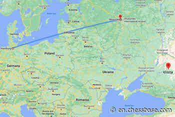 A Journey to Elista (1) - Chessbase News