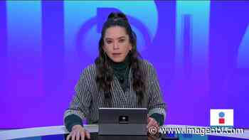 Noticias con Yuriria Sierra | Programa completo 03/11/2020 Imagen Televisión - Imagen Televisión