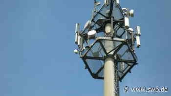 Mobilfunk: Vodafone bringt LTE nach Eningen unter Achalm - SWP