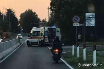 Caronno Pertusella, ciclista investita in via Bergamo - ilSaronno