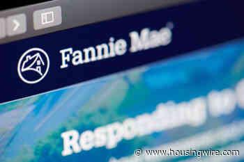 Fannie Mae names Sheila Bair chair of their board of directors - HousingWire