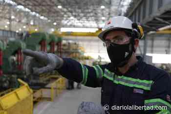 Planta de Ternium en Palmar de Varela arrancó fase de pruebas de producción - Diario La Libertad