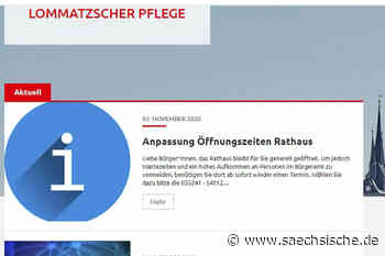 Wird jetzt auch in Lommatzsch gegendert? - Sächsische Zeitung