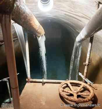 Roccapiemonte, di nuovo niente acqua di notte - inPrimaNews.it