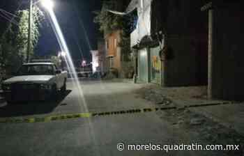 Ataque a policías en velorio de Emiliano Zapata - Quadratín - Quadratín Michoacán