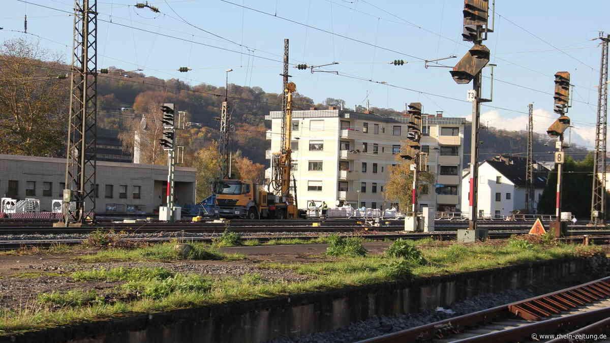 Gutachten nach Bahnunfall in Lahnstein: 90.000 Liter Diesel sind im Erdreich - Rhein-Zeitung