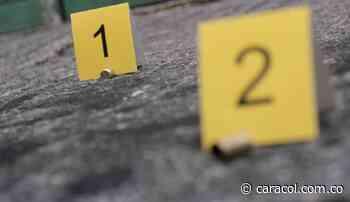 Investigan un doble homicidio en zona urbana de El Carmen de Viboral - Caracol Radio