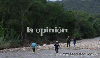 Cadáver hallado en río Pamplonita estaba en estado esquelético - La Opinión Cúcuta