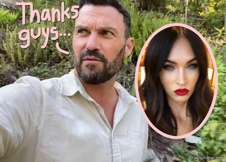 Brian Austin Green Finally Speaks Out After That Megan Fox Thrashing