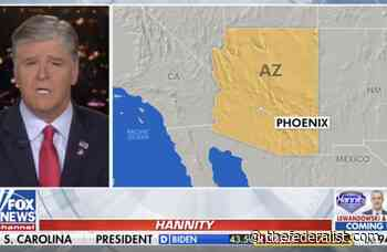 Sean Hannity: Fox News' Arizona Call For Biden Was 'Premature' - The Federalist