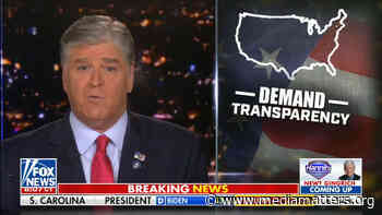 "Sean Hannity: ""I can factually tell you tonight, it will be impossible to ever know the true, fair, accurate election results"" - Media Matters for America"