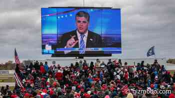 Sean Hannity Wants Pics - Gizmodo