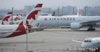 N.S. Public Health warns of COVID-19 exposure at New Minas restaurant, aboard Air Canada flight - Global News
