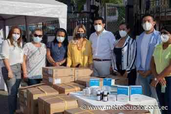 Prefecta Susana González favorece en salud a los habitantes de Balzar - Metro Ecuador
