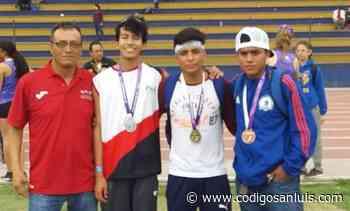 Brillan deportistas de Matehuala en regional de atletismo - Código San Luis