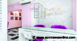 Neya Kalu's luxury nail salon takes lead in beauty industry - Daily Sun