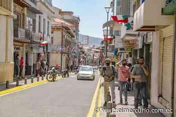 Azogues celebra su bicentenario con la mirada puesta en la reactivación económica | Diario El Mercurio - El Mercurio (Ecuador)