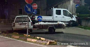 Teggiano: incidente stradale a Prato Perillo, due persone ferite - ondanews