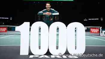Andre Agassi gratuliert - Süddeutsche Zeitung