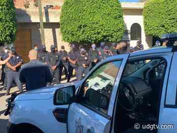 Entregan dos patrullas a Atotonilco el Alto - UDG TV