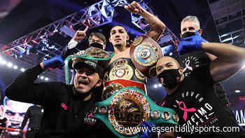 """""""F**k You Floyd!""""-Teofimo Lopez Criticizes Floyd Mayweather for His Comments - EssentiallySports"""