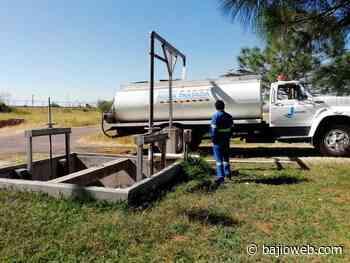 Reutilizan aguas residuales para riego de áreas verdes y cultivo - Bajioweb