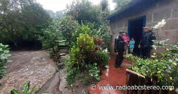 San Sebastián de Yalí no se escapó de Eta - Radio ABC | Noticias ABC