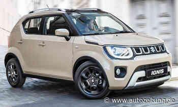 Neues Suzuki Ignis Facelift (2020): Testfahrt - Autozeitung