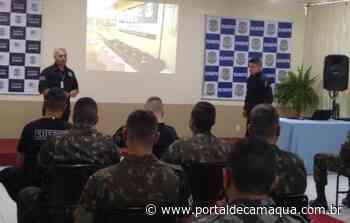 Penitenciária de Arroio dos Ratos ministra curso de técnicas de emprego do cão em ambiente prisional para 3ª Batalhão de Polícia do Exército - Portal de Camaquã