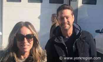'He was very down-to-Earth': Jason Priestly greets fans in Schomberg while filming TV series - yorkregion.com
