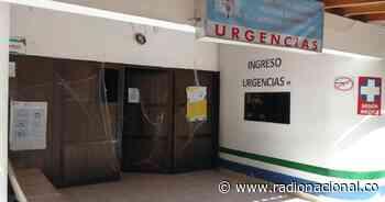 Covid-19: cuarentena en hospital de Carmen de Atrato por contagios - http://www.radionacional.co/