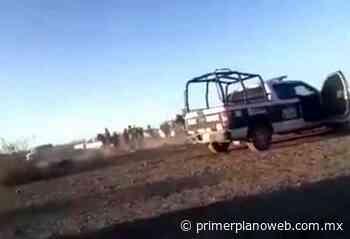 Atacan a Policías en Ciudad Hidalgo; un Elemento Murió - Primer Plano