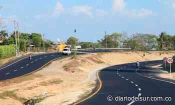 Vía Istmina-Puerto Meluk fue recuperada tras emergencia invernal - Diario del Sur