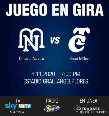 En vivo: Mayos de Navojoa vs. Tomateros de Culiacán (Liga ARCO Mexicana del Pacífico LAMP – LMP) 2020-2021 - El Fildeo