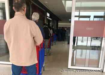 CHATEAUNEUF LES MARTIGUES : Reconfinement, le centre commercial reste ouvert pour accéder aux commerces essentiels - La lettre économique et politique de PACA - Presse Agence