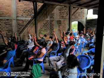 San Martín: Primera cooperativa de productores de maíz para Saposoa - INFOREGION