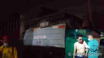 Conductor ebrio vuelca su carro en Ciudad Arce y se niega ir al hospital - Diario Libre