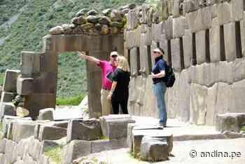 Parlamento Andino distingue a Ollantaytambo y la declara ciudad inca viviente - Agencia Andina