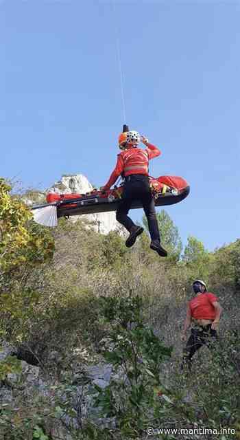 Département - Faits-divers - Escalade : Un homme de 50 ans blessé à Gemenos - Maritima.info