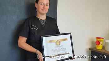 Récompense : Vimy: Cindy Dutriau est championnedu monde de maquillage lèvres semi-permanent - La Semaine dans le Boulonnais